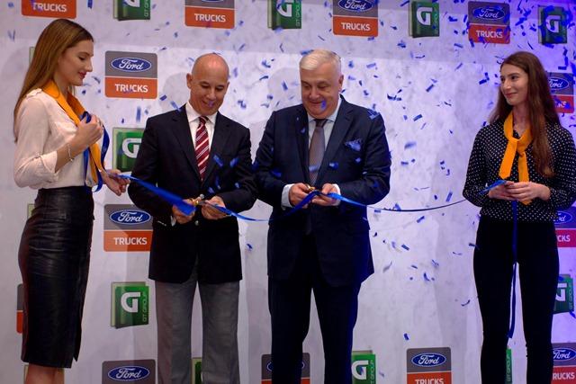 Ford Trucks, Gürcistan'daki ilk 4S tesisini açtı