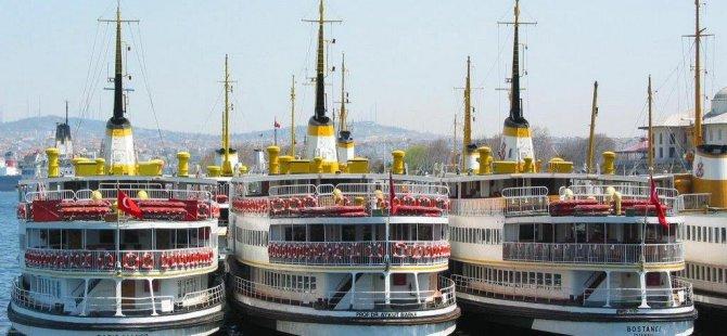 Beşiktaş-Adalar seferleri yaz tarifesiyle yeniden başlayacak
