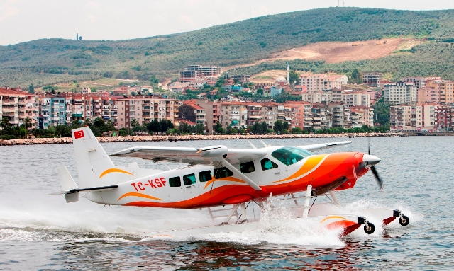 10 ayda 18 milyon TL kayıp: Deniz uçağı sevdası bitti