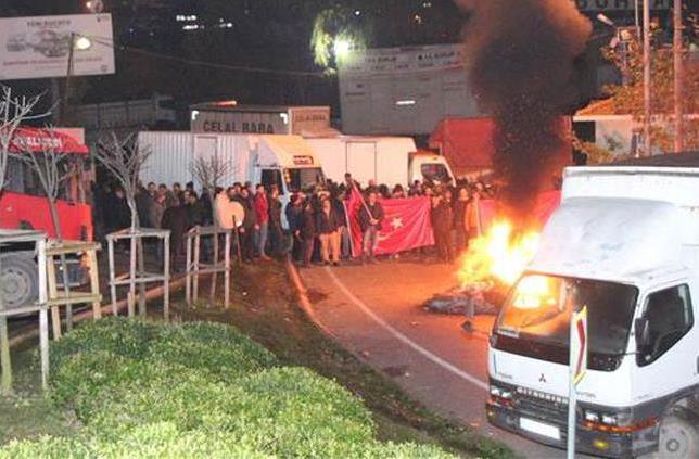 Nakliyeciler Sitesi'nde tahliye ve yıkım gerilimi