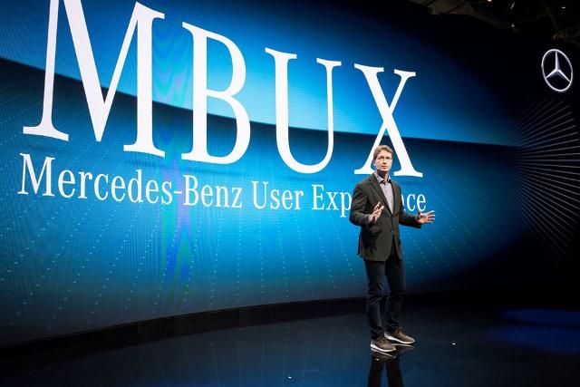 Mercedes'in yeni multimedya sistemi yolcuyla duygusal bağ kuracak