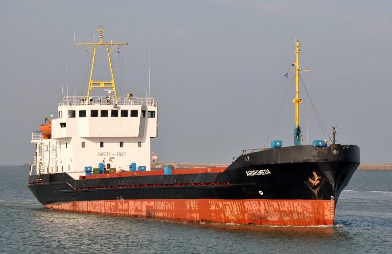 Yunan donanması Türk gemisini durdurdu