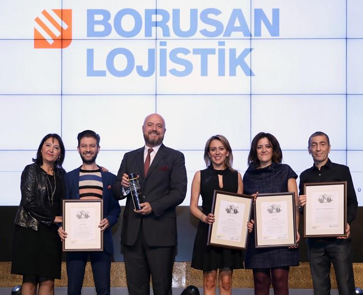 """Borusan, """"Lojistik Sektörünün En İtibarlısı"""" seçildi"""