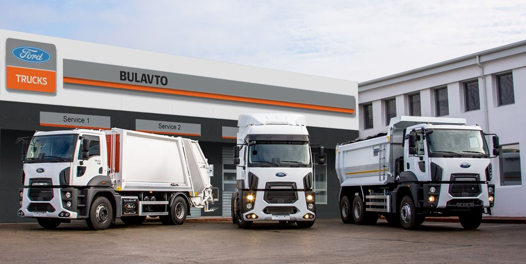 Ford Trucks, Bulgaristan'daki 3. tesisini Varna'da açtı