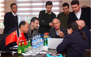 Türk-Çin ortaklığıyla yeni nesil lokomotif
