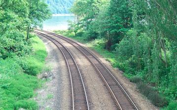 Türkiye-İran tren hattı çalışmalarına başlandı