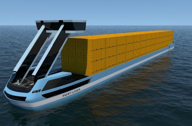 Otonom elektrikli gemiler denizlere çıkıyor