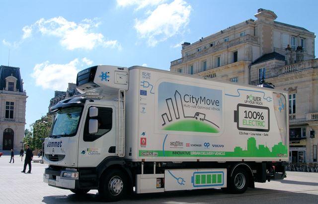 Renault seneye elektrikli kamyon satışına başlıyor