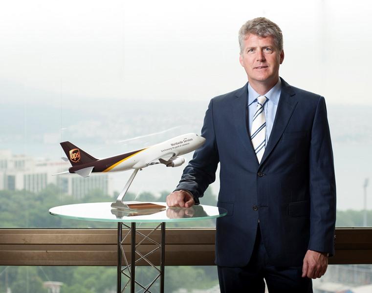 UPS'in Avrupa Yük Taşımacılığı Genel Müdürü değişti