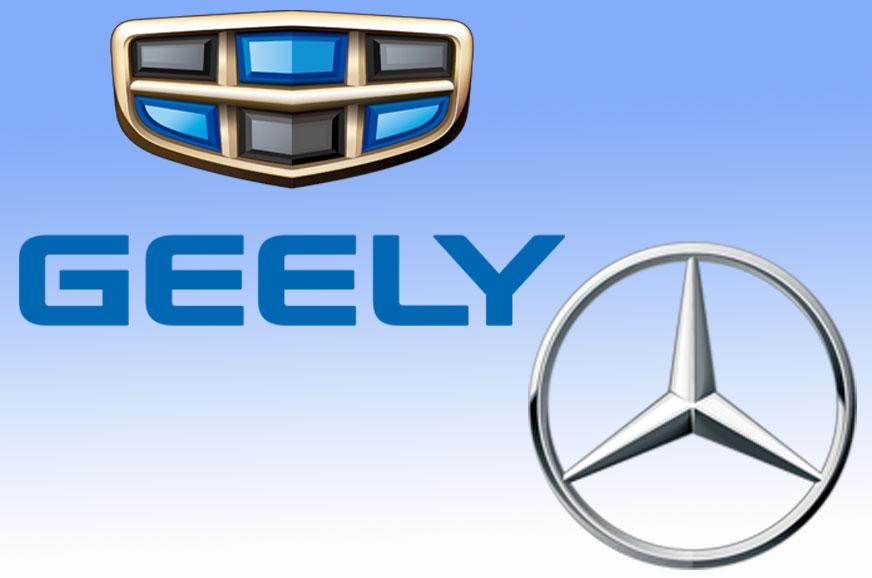 Geely, Mercedes'in ana firması Daimler'i satın alıyor