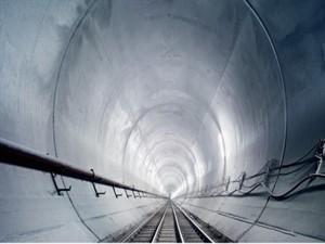 Kuzeyden dünyanın en uzun demiryolu tüneli geliyor