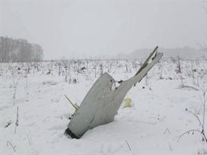 Düşen uçak meğer yasaklı uçakmış...