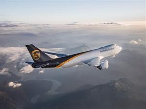 UPS 18 uçak için Boeing ile anlaştı