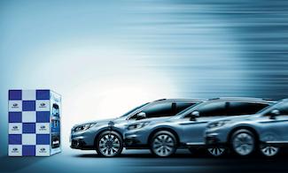 Subaru, Başkanlık Ödülü kazandı