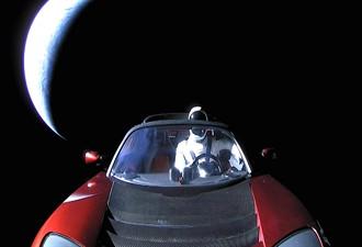 Uzaya giden Tesla'nın amortisörleri Türkiye'den