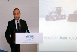 Merih Özgen İMDER Yönetim Kurulu Başkanlığı'na seçildi