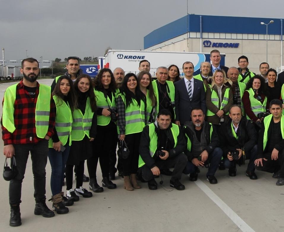 Krone, %100 yerli hedefiyle Türk nakliyecisini geleceğe taşıyor