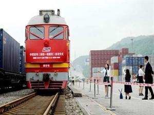 Çin'den Türkiye üzerinden Avrupa'ya tren!