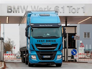 IVECO-BMW işbirliği ile pilot proje