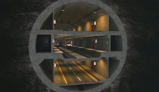 Üç katlı tünel ihaleye çıkacak
