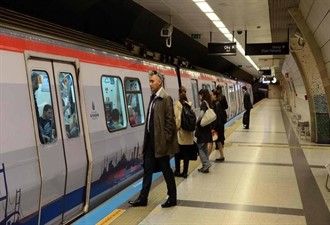 Yenikapı metrosu da sürücüsüz olacak
