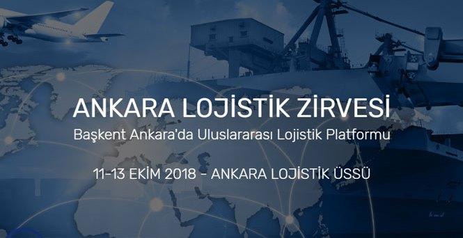 Ankara Lojistik Zirvesi 11 Ekim'e ertelendi