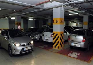 Ankara'da otoparkların 24 saati 1 TL!