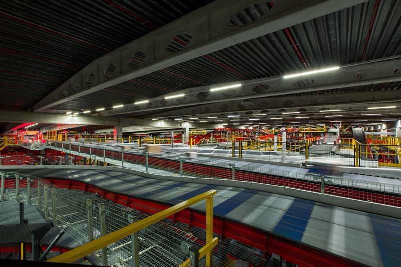 DHL Express Brüksel'deki kapasitesini 4 kat artırdı