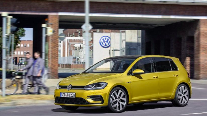 Volkswagen'den micro hibrit Golf!