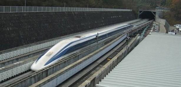 Dünyanın En Hızlı Treni-World's Fastest Train