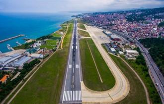 Trabzon Havalimanı bakıma alınıyor