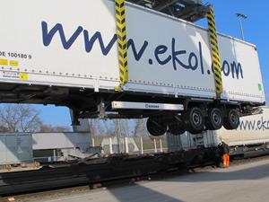 Ekol, Avrupa'nın Intermodal ağını genişletiyor