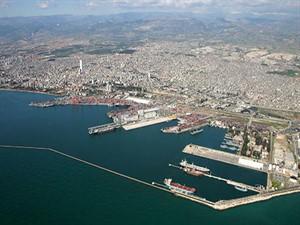 Mersin Limanı'nda işler iyi gitmiyor