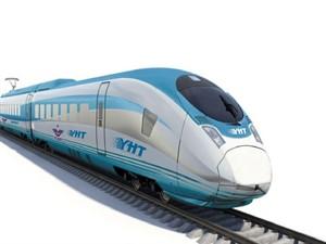 """""""10 setlik yüksek hızlı tren"""" ihalesi Siemens'in"""