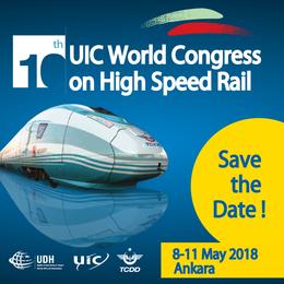 Dünya Yüksek Hızlı Demiryolu Kongresi