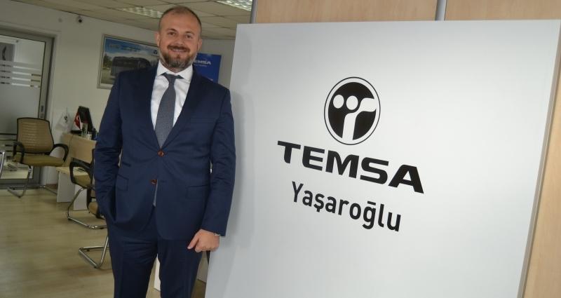 Yaşaroğlu Otomotiv iddialı: 1.000 Temsa satacağız