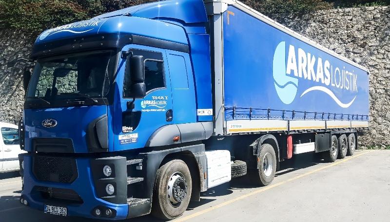 Arkas Lojistik 'İzinli Gönderici' statüsüyle ilk ihracatını yaptı