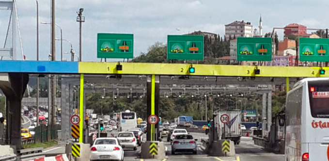 Cezalara af, o araçlar artık köprüden geçebilecek