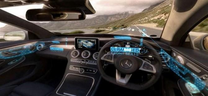 Sanal gerçeklikle Mercedes-Benz tasarımı!