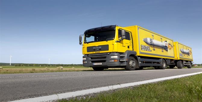 Austrian Post, paket dağıtımında daha da güçleniyor