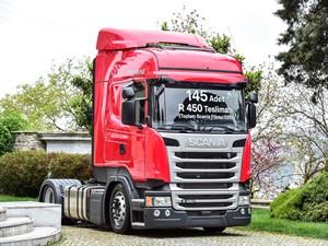 Hüner ve HNR Lojistik'in tek tercihi Scania
