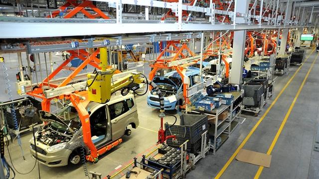 Ford Otosan kendi robotlarını üretiyor