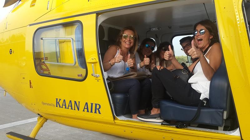 Kaan Air, annelere İstanbul'u hediye ediyor
