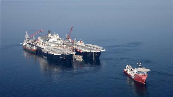 Dünyanın en büyüğü... Türk kıyılarına ulaştı