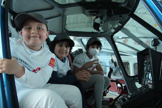 Kaan Air, LÖSEV'li 16 çocuğu uçurdu