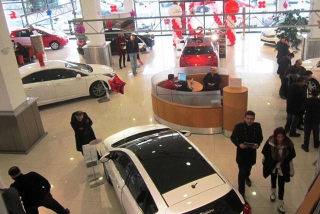 Toyota plazalarda ikinci el şenliği
