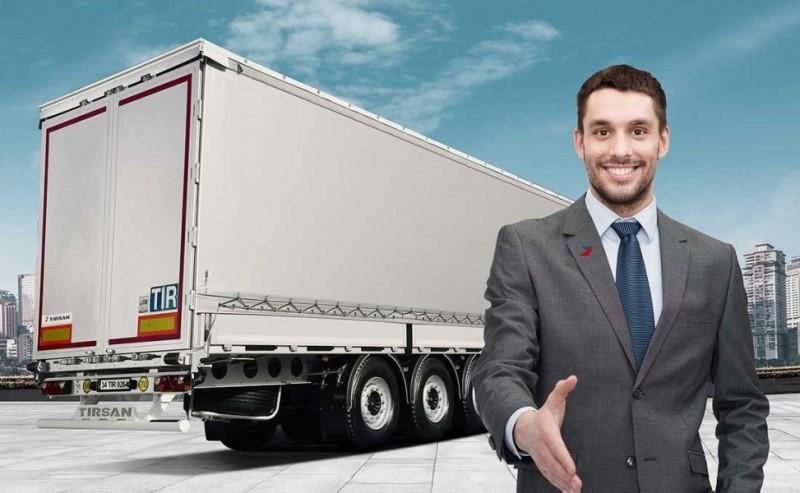 Logitrans ve ITT Lojistik, TIRSAN araçlarını teslim alacak