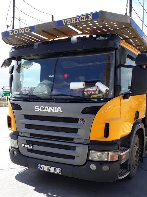 Scania-Doğuş'tan Sınır Tanımayan Servis Hizmeti