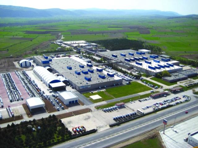 Türkiye'nin en fazla ihracat yapan şirketi Ford Otosan