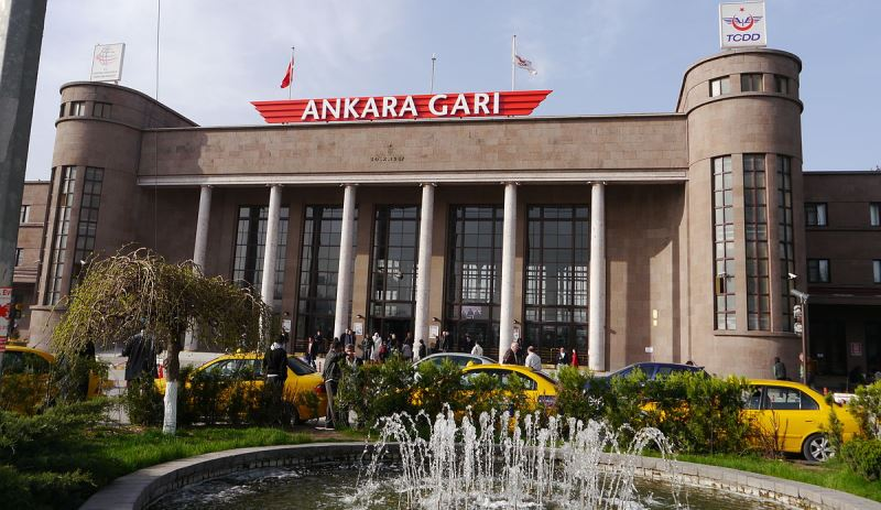 Ankara Garı kime rant olacak?